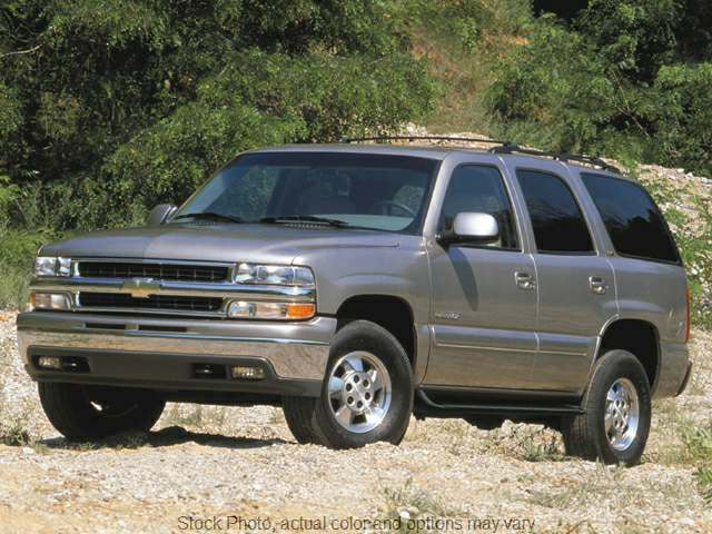 Used 2004  Chevrolet Tahoe 4d SUV 4WD LS at VA Cars West Broad, Inc. near Henrico, VA