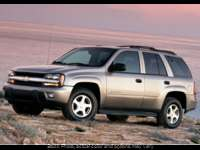 2003 Chevrolet Trailblazer 4d SUV 4WD LS at Good Wheels near Ellwood City, PA