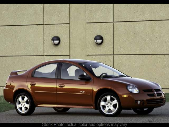 2003 Dodge Neon 4d Sedan SE at Camacho Mitsubishi near Palmdale, CA