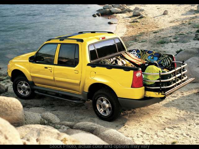 Used 2003  Ford Explorer Sport Trac 4d SUV 2WD XLS at Action Auto Group near Oxford, MS