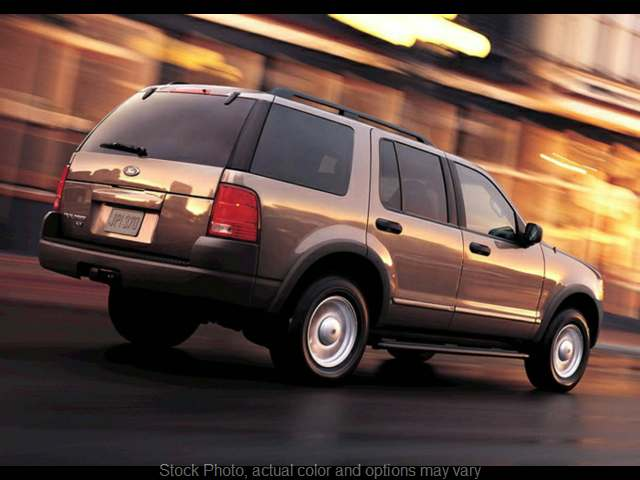 Used 2003  Ford Explorer 4d SUV 4WD XLS at Arnie's Ford near Wayne, NE