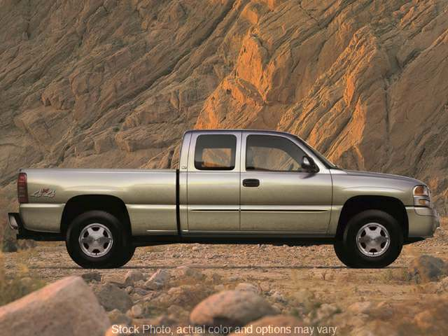 Used 2006  GMC Sierra 1500 2WD Ext Cab SL at Action Auto Group near Oxford, MS