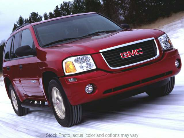 2003 GMC Envoy 4d SUV 4WD SLE at Royal Car Center near Philadelphia, PA