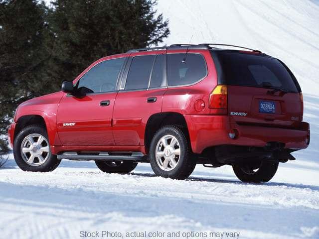 Used 2003  GMC Envoy 4d SUV 4WD SLE at Royal Car Center near Philadelphia, PA