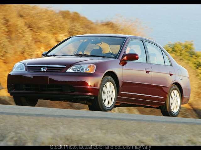 2003 Honda Civic Sedan 4d EX AT at My Car Auto Sales near Lakewood, NJ