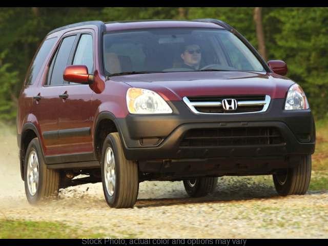 2003 Honda CR-V 4d SUV 4WD EX AT - Carmack Hyundai - Danville, IL