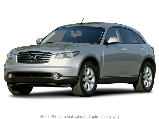 Used 2003  Infiniti FX35 4d SUV AWD Premium at Edd Kirby's Adventure near Dalton, GA
