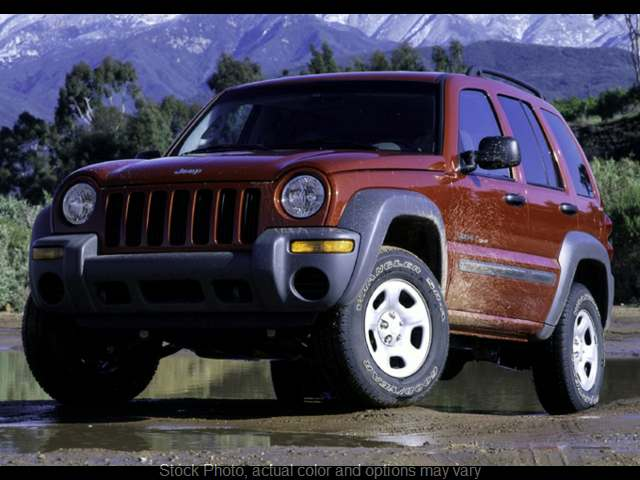 2003 Jeep Liberty 4d SUV 4WD Sport V6 at Good Wheels near Ellwood City, PA