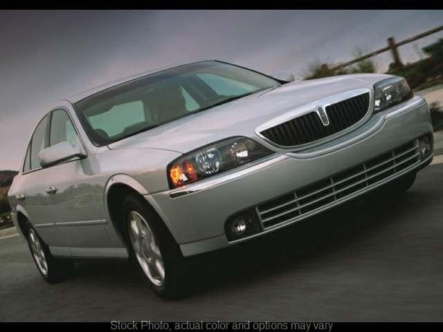 Used 2004  Lincoln LS 4d Sedan V8 at Texas Certified Motors near Odesa, TX