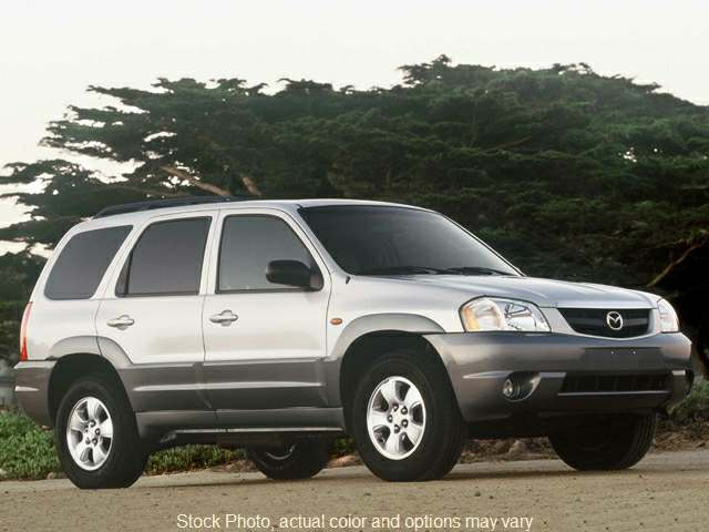 2003 Mazda Tribute 4d SUV 4WD LX at Royal Car Center near Philadelphia, PA