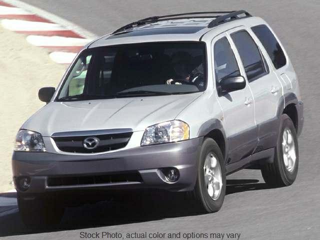 Used 2003  Mazda Tribute 4d SUV 4WD LX at Royal Car Center near Philadelphia, PA