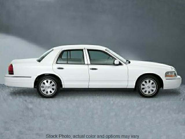 Used 2003  Mercury Grand Marquis 4d Sedan GS at Action Auto Group near Oxford, MS