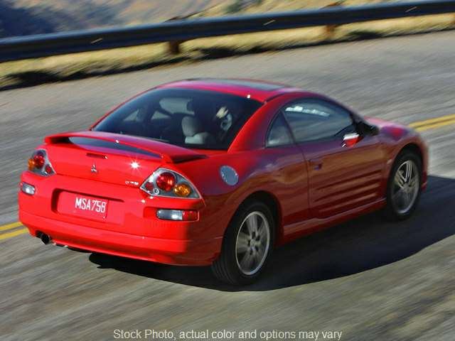 Used 2003  Mitsubishi Eclipse 3d Coupe GTS at Auto Pro Superstore near Fort Wayne, IN