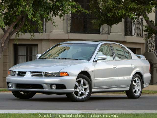 2003 Mitsubishi Galant 4d Sedan ES at Edd Kirby's Adventure near Dalton, GA