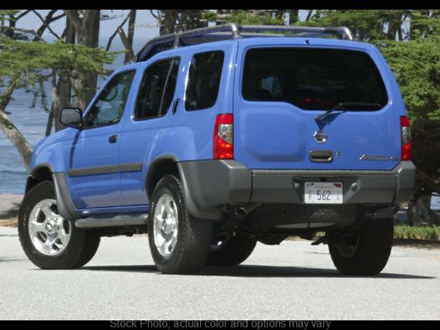 Used 2003  Nissan Xterra 4d SUV 4WD SE at Edd Kirby's Adventure near Dalton, GA