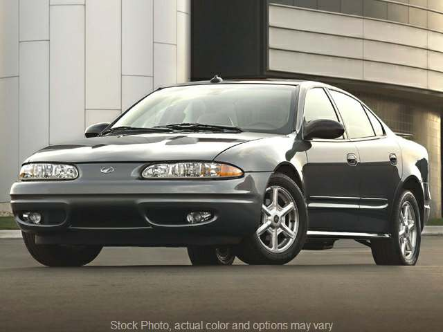 Used 2004  Oldsmobile Alero 4d Sedan GL V6 at Good Wheels near Ellwood City, PA