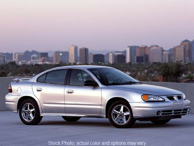 Used 2004  Pontiac Grand Am 4d Sedan SE1 V6 at Camacho Mitsubishi near Palmdale, CA