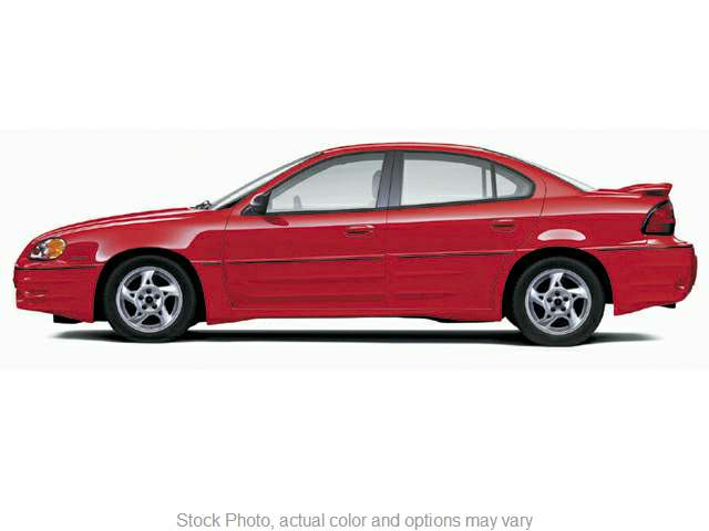 Used 2005  Pontiac Grand Am 4d Sedan SE V6 at Carriker Auto Outlet near Knoxville, IA