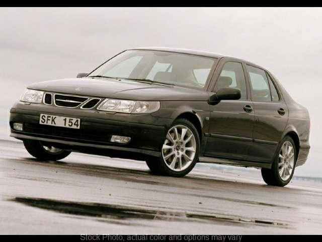 Used 2004  Saab 9-5 Series 4d Sedan Arc at Springfield Select Autos near Springfield, IL