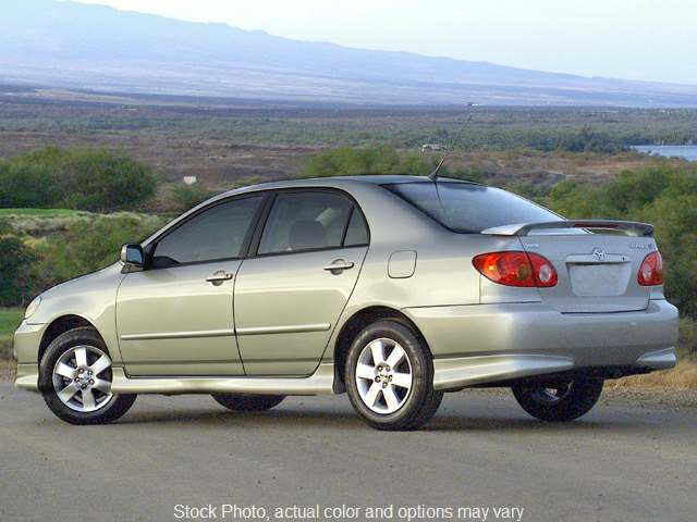 2004 Toyota Corolla 4d Sedan S at Metro Auto Sales near Philadelphia, PA