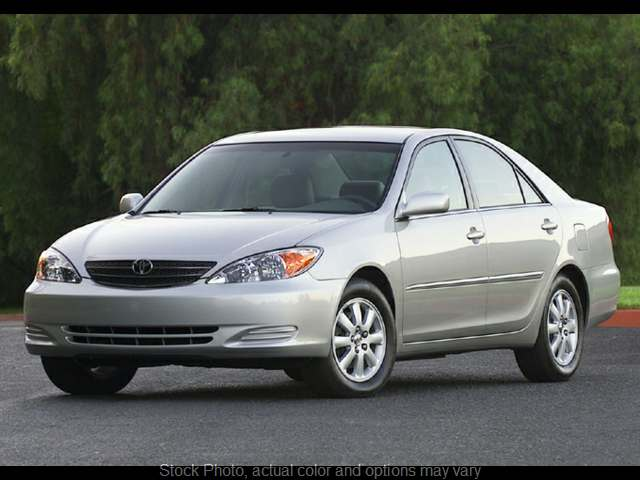 Used 2005  Toyota Camry 4d Sedan XLE V6 at Mike Burkart Ford near Plymouth, WI