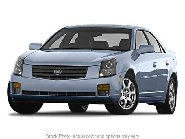 2004 Cadillac CTS 4d Sedan 3.6L at Good Wheels near Ellwood City, PA