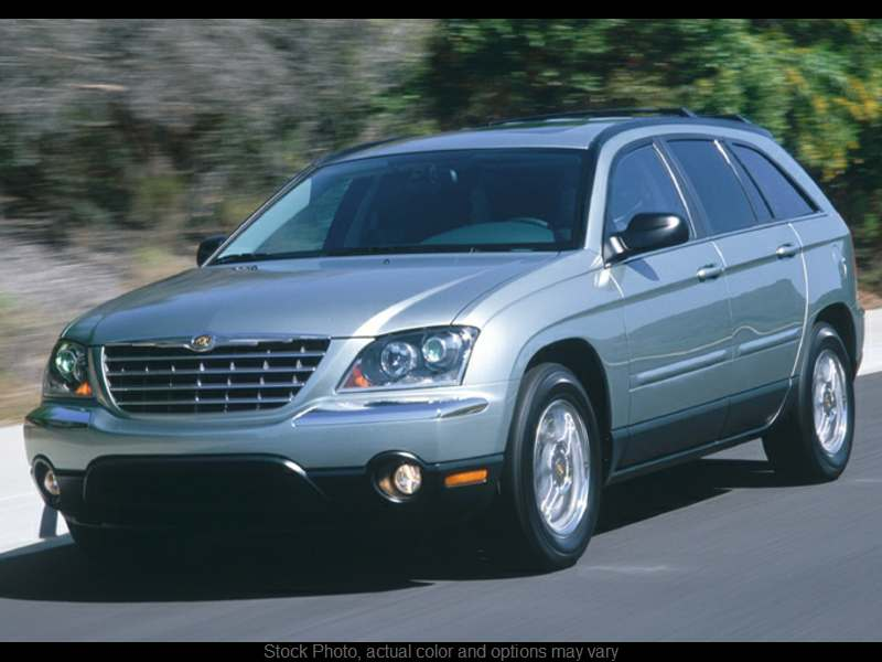 2005 Chrysler Pacifica Touring >> 2005 Chrysler Pacifica 4d Suv Fwd Touring The Car Store