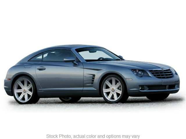 Used 2004  Chrysler Crossfire 2d Coupe at Royal Car Center near Philadelphia, PA