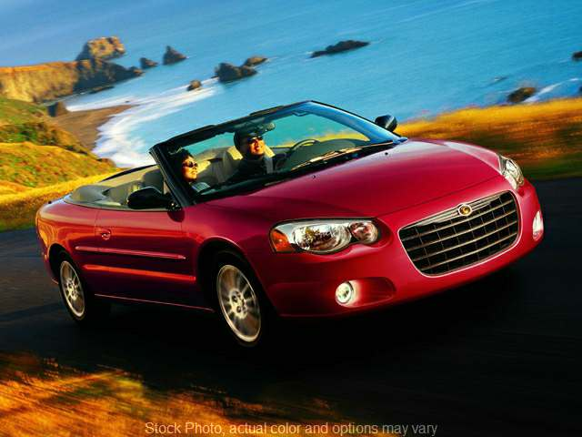 2004 Chrysler Sebring 2d Convertible Touring at Bobb Suzuki near Columbus, OH