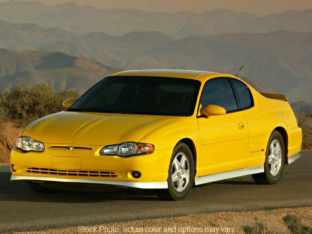 2004 Chevrolet Monte Carlo 2d Coupe SS Supercharged at VA Cars Inc. near Richmond, VA
