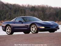 Used 2004  Chevrolet Corvette 2d Coupe at Edd Kirby's Adventure near Dalton, GA