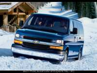 Used 2007  Chevrolet Express Wagon 3500 Wagon LT at The Big Lot near Moorhead, MN