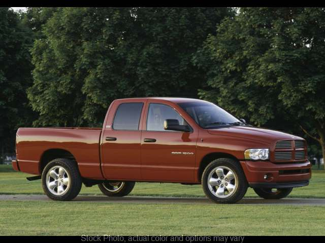 2005 Dodge Ram 1500 4WD Quad Cab SLT at Good Wheels near Ellwood City, PA