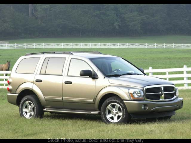 2006 Dodge Durango 4d SUV 4WD Limited Hemi at Edd Kirby's Adventure near Dalton, GA