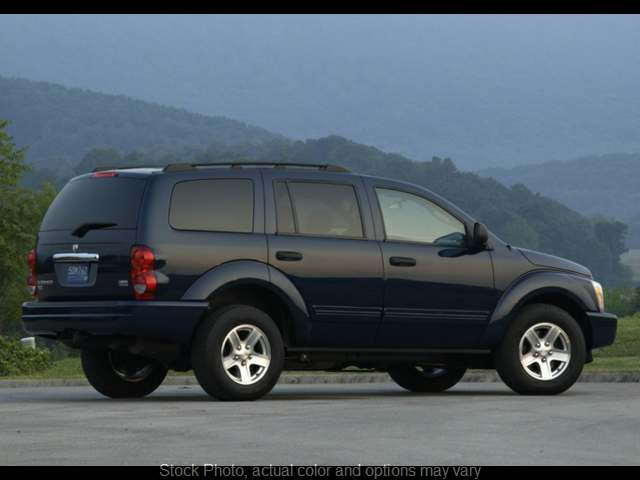 Used 2004  Dodge Durango 4d SUV 4WD SLT Hemi at Ubersox Used Car Superstore near Monroe, WI