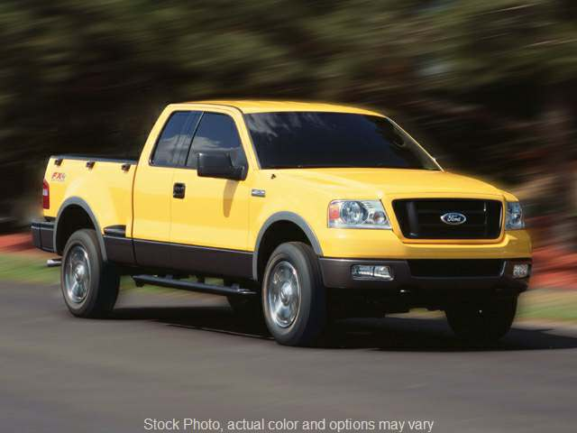 Used 2005  Ford F150 2WD Supercab XLT 5 1/2 at Oxendale Auto Outlet near Winslow, AZ