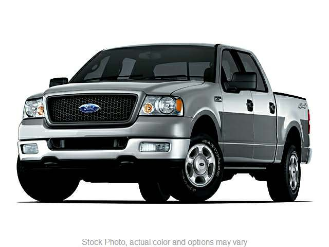2007 Ford F150 4WD Supercrew Lariat 5 1/2 at Graham Auto Group near Mansfield, OH