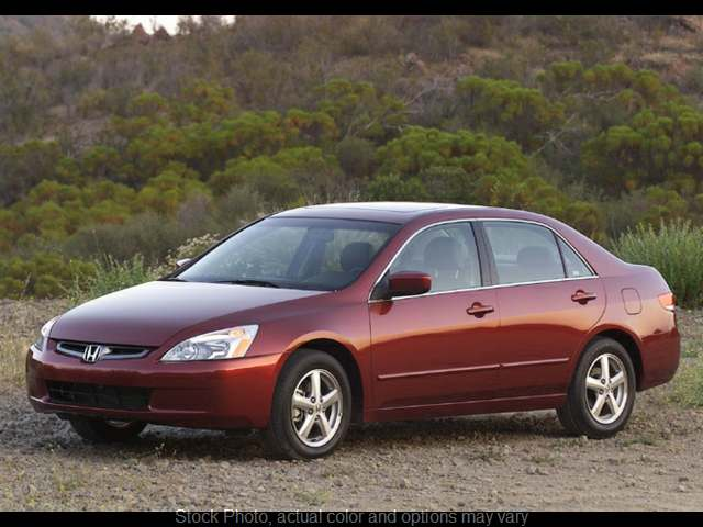 2004 Honda Accord Sedan 4d EX-L AT at CarCo Auto World near South Plainfield, NJ