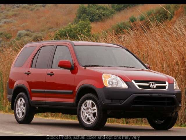 Used 2004  Honda CR-V 4d SUV 4WD EX AT at Credit Now Auto Inc near Huntsville, AL