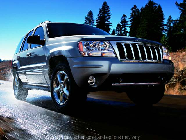 2004 Jeep Grand Cherokee 4d SUV 4WD Laredo at Good Wheels near Ellwood City, PA