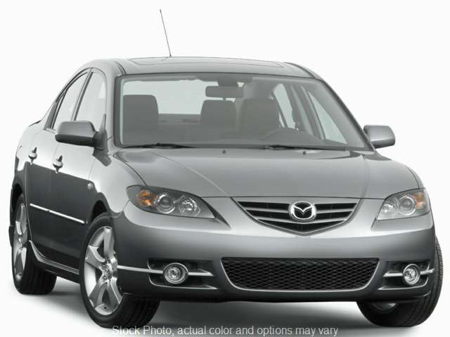 Used 2004  Mazda Mazda3 4d Sedan i at Premier Car & Truck near St. George, UT