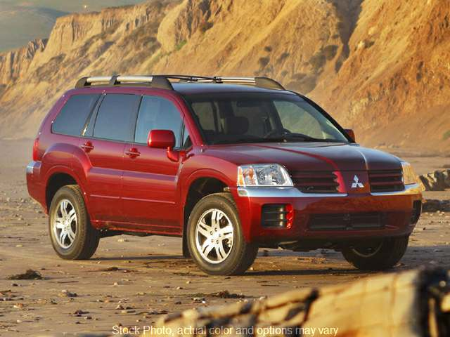 Used 2004  Mitsubishi Endeavor 4d SUV FWD LS at The Gilstrap Family Dealerships near Easley, SC
