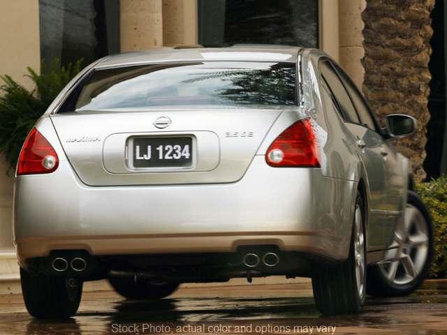 Used 2006  Nissan Maxima 4d Sedan SL at Action Auto Group near Oxford, MS