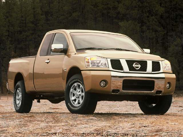 2004 Nissan Titan 4WD King Cab LE at Good Wheels near Ellwood City, PA