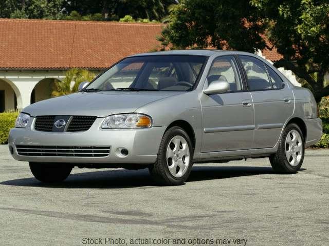 Used 2006  Nissan Sentra 4d Sedan 1.8 S Auto at Camacho Mitsubishi near Palmdale, CA
