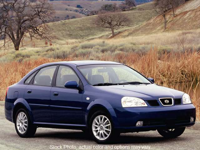 2004 Suzuki Forenza 4d Sedan S at Bobb Suzuki near Columbus, OH