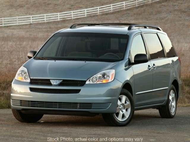 Used 2004  Toyota Sienna 4d Wagon CE at Credit Now Auto Inc near Huntsville, AL
