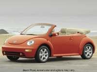 Used 2005  Volkswagen Beetle 2d Convertible Dark Flint at Paradise Motors near Lansing, MI