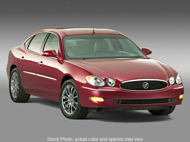 Used 2006  Buick LaCrosse 4d Sedan CXS at Good Wheels near Ellwood City, PA