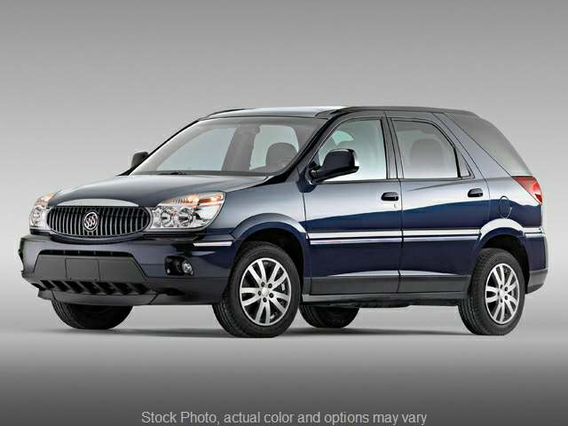 Used 2007  Buick Rendezvous 4d SUV FWD CX at Good Wheels near Ellwood City, PA